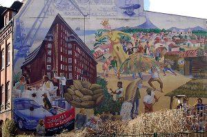 Wandmalerei Hamburg